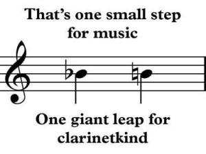 One Giant Leap For Clarinetkind